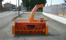 Snow Blowers , Front snow blower for skid loaders