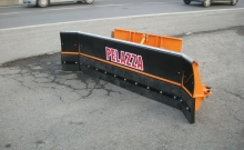Blades , Three-axial snow plow