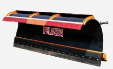 Blades , Single blade polyurethanic snow plow