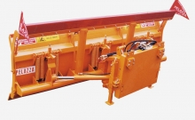 Blades , Multiple sections snow plow