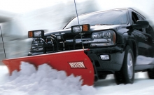 Blades , Single blade polyurethanic snow plow , Western Plows
